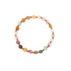 Bransoletka kolorowa, kamień naturalny S1V72175-Z